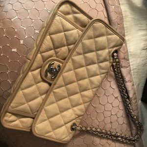 CHANEL RIVIERA FLAP BAG